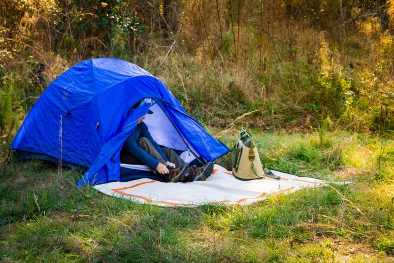 What To Look For In A Camping Carpet Mountain Mat