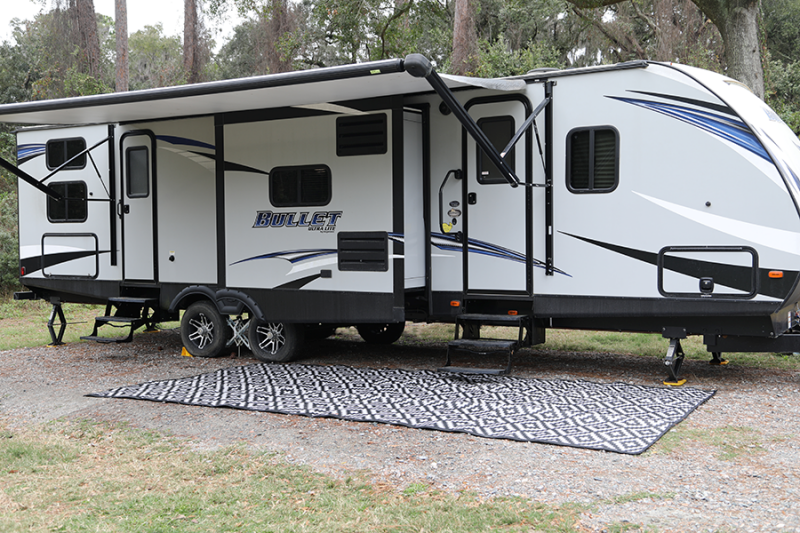 What To Look For In A Rv Patio Mat